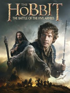 The Hobbit: The Battle of the Five Armies PG-13 2014