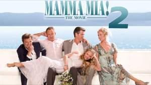 Mamma Mia! Here We Go Again PG-13 2018