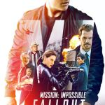 Mission: Impossible – Fallout PG-13 2018