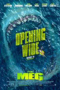 The Meg PG-13 2018