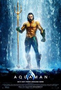Aquaman PG-13 2018