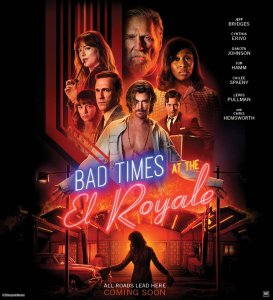 Bad Times at the El Royale R 2018