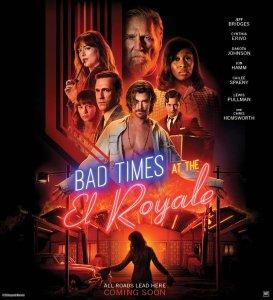 Bad Times at the El Royale R 2018