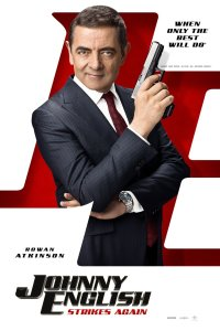 Johnny English Strikes Again PG 2018