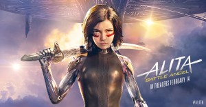 Alita: Battle Angel PG-13 2019