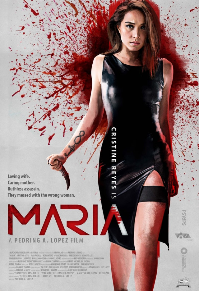 Maria (2019) – Big Bad Monkey Free Movies