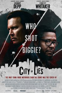 City of Lies R 2018