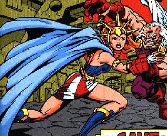 Image result for big bang comics venus