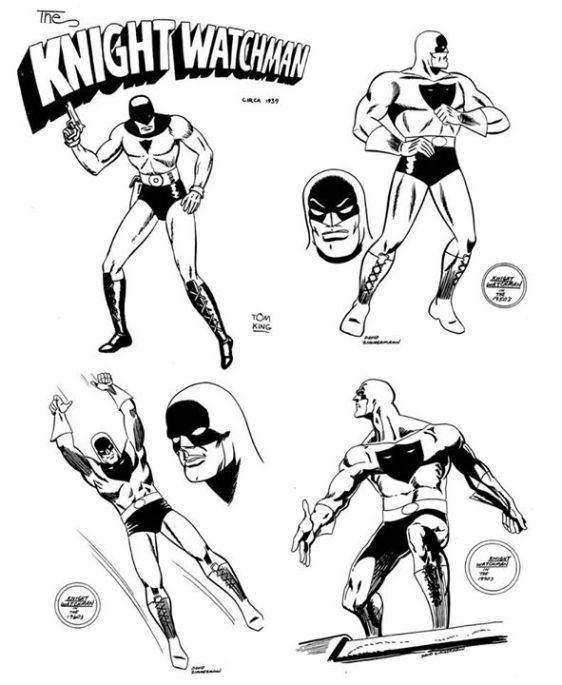 knight-watchman-various-looks