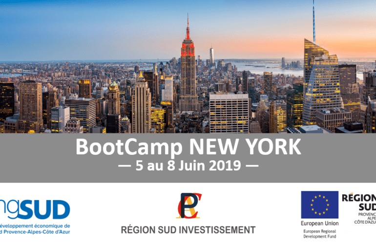 Calling Entrepreneurs from France Region Sud To Our New York Bootcamp!