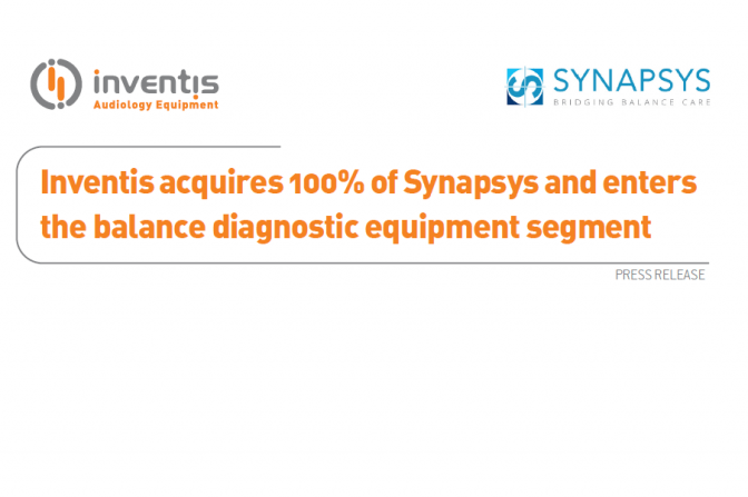 Synapsys acquired by Inventis