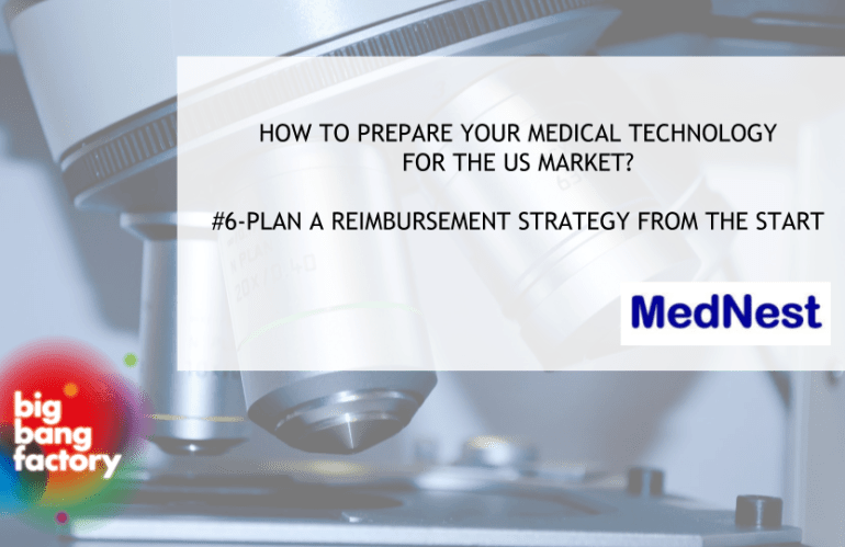 #6-Plan a reimbursement strategy from the start