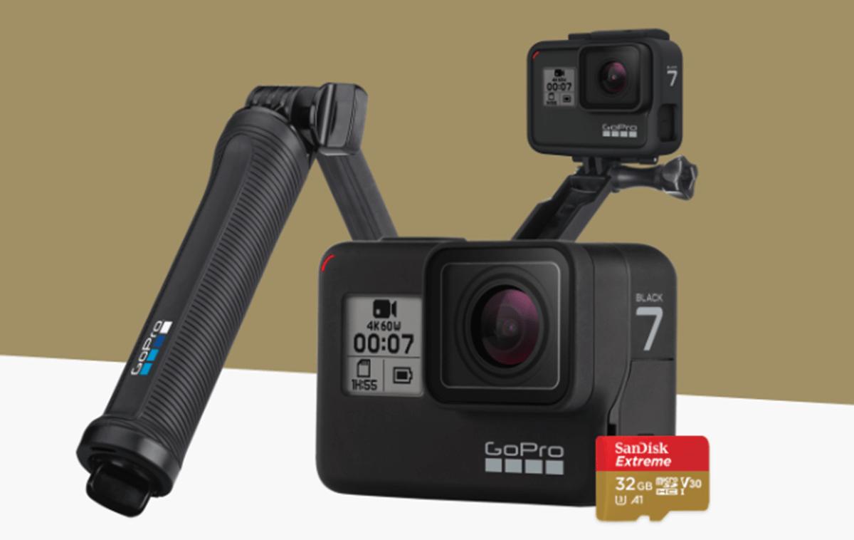 GoPro HERO7 Black購入キャンペーン