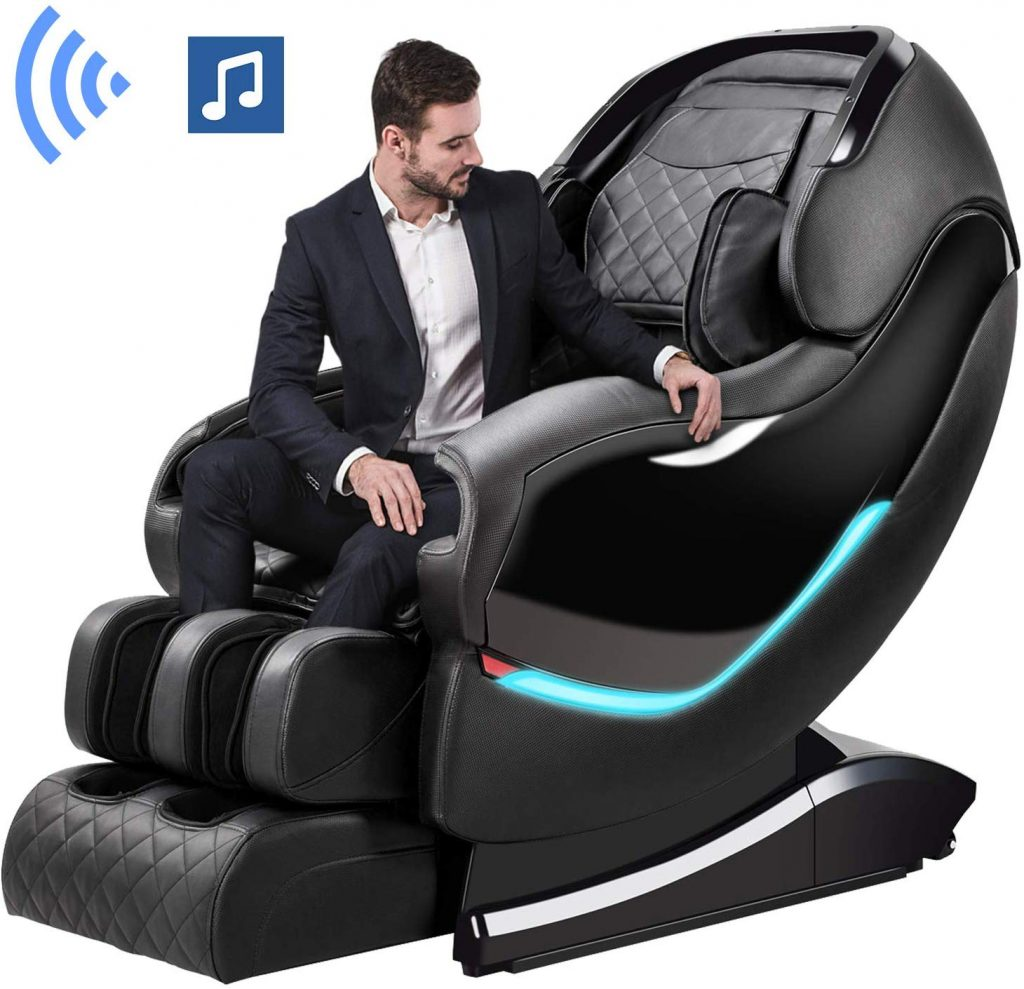 Top 10 Best Full Body Massage Chair Reviews in 2020