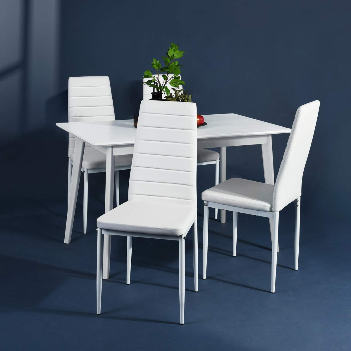 top 10 best white kitchen table reviews in 2020