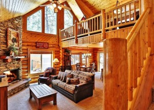 cabin rentals in big bear ca