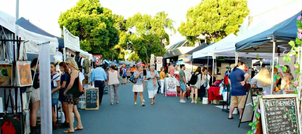 Sunshine Coast Markets