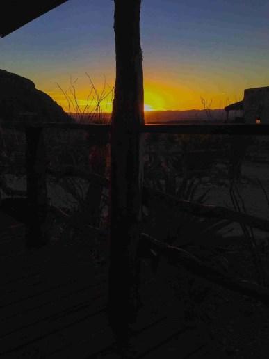 Ten Bits Ranch twilight