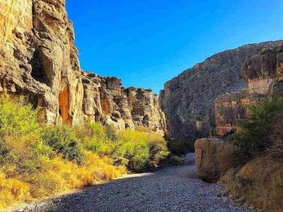 Dog Canyon in Big Bend