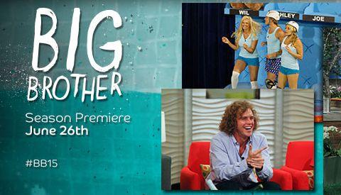 Big Brother season premiere