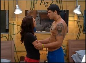 Big Brother 2013 Spoilers - Jeremy and Kaitlin