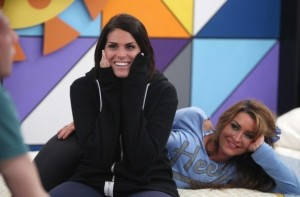 Big Brother 2013 Spoilers - Amanda and Elissa
