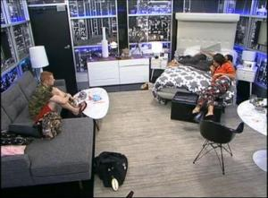 Big Brother 2013 Spoilers - HoH Room