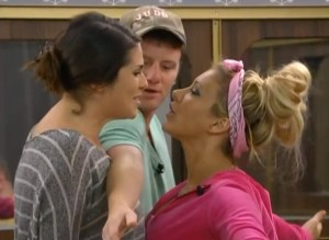 Big Brother 2013 Spoilers - Amanda and GinaMarie