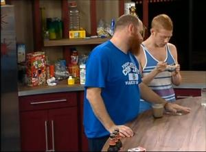 Big Brother 2013 Spoilers - Andy and Spencer
