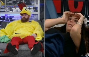 Big Brother 2013 - Week 10 Eviction Show