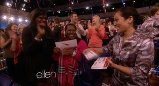 Big Brother Spoilers - Jeff and Jordan at Ellen Show
