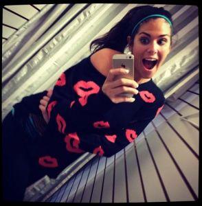 Big Brother 2013 Spoilers - Amanda Zuckerman in Kiss Sweater