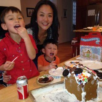 Big Brother 2013 Spoilers - Christmas Helen Kim