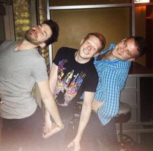 Big Brother 2014 Spoilers - Andy Herren striking a pose