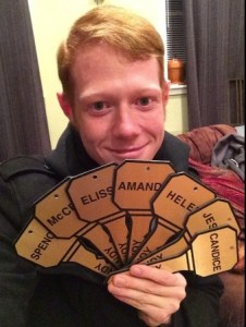 Big Brother 2014 Spoilers - Andy Herren with winning key votes