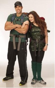 Big Brother 2014 Spoilers - Rachel and Brendon on Amazing Race