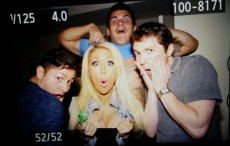 Big Brother 2014 Spoilers - Aaryn, GinaMarie, Judd, Jeremy and Jessie Reunion 7