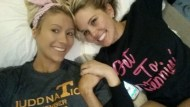 Big Brother 2014 Spoilers - GinaMarie and Aaryn 2