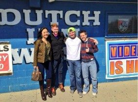 Big Brother 2014 Spoilers - Helen, Andy, Judd and Matt Hoffman
