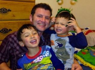Big Brother 2014 Spoilers - Judd with Helen's kids