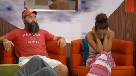 Big Brother 2014 Spoilers - Donny and Brittany