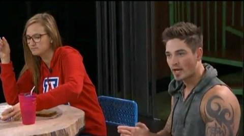 Big Brother 2014 Spoilers - Christine and Caleb