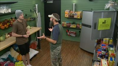 Big Brother 2014 Spoilers - Derrick and Donny