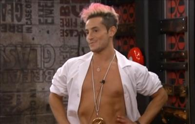 Big Brother 2014 Spoilers - Frankie Grande wins veto