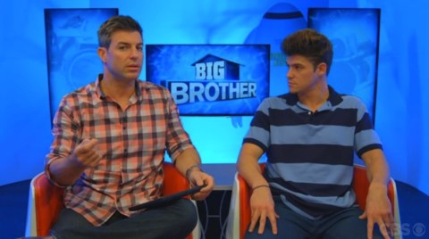 Big Brother 2014 Spoilers - Zach Rance Eviction Interview