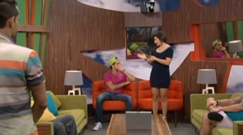 Big Brother 2014 Spoilers - Cody and Victoria
