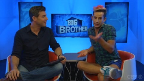 Big Brother 2014 Spoilers - Frankie Grande Eviction Interview