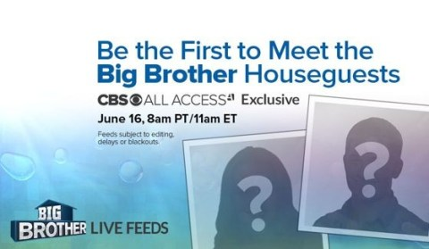 Big Brother 2015 Cast Reveal