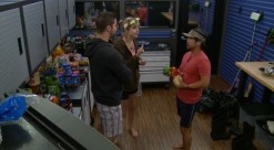Big Brother 2015 Spoilers - Live Feeds - 6:27:2015 - 9