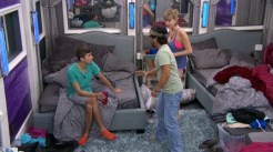 Big Brother 2015 Spoilers - Live Feeds - 6:28:2015 - 11